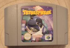 Covers Tetrisphere nintendo64