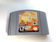 Covers Top Gear Hyper-Bike nintendo64