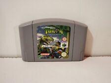 Covers Turok : Dinosaur Hunter nintendo64