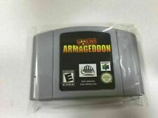 Covers Worms Armageddon nintendo64
