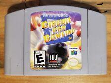 Covers Brunswick Circuit Pro Bowling nintendo64