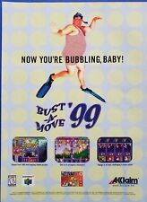 Covers Bust-A-Move 99 nintendo64