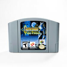 Covers Castlevania : Legacy of Darkness nintendo64