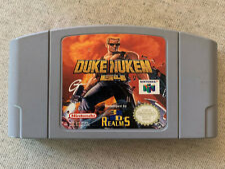Covers Duke Nukem 64 nintendo64