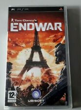 Covers EndWar psp