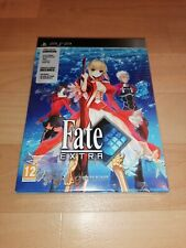 Covers Fate/EXTRA psp