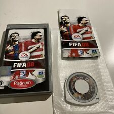 Covers FIFA 08 psp