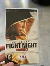 Covers Fight Night Round 3 psp
