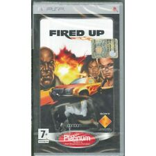 Covers Fired Up psp