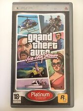 Covers Grand Theft Auto: Vice City Stories psp