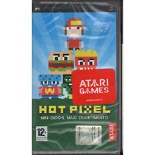 Covers Hot Pixel psp