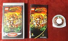 Covers LEGO Indiana Jones : la Trilogie originale psp