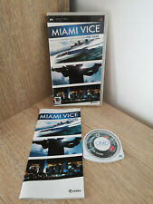 Covers Miami Vice: The Game psp