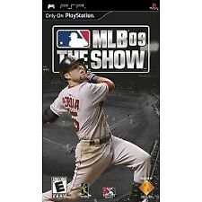 Covers MLB 09: The Show psp