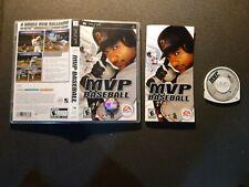 Covers MVP Baseball psp