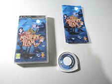 Covers The Mystery Team psp