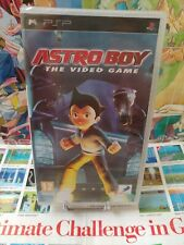 Covers Astro Boy: The Video Game psp