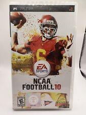 Covers NCAA Football 10 psp