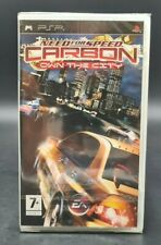 Covers Need for Speed Carbon: Own the City psp