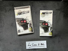 Covers Need for Speed: ProStreet psp