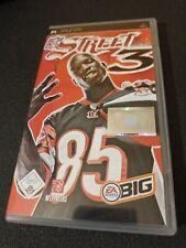 Covers NFL Street 3 psp