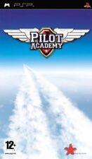 Covers Pilot Academy psp