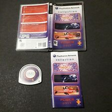 Covers PlayStation Network Collection: Power Pack psp