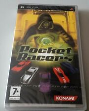 Covers Pocket Racers psp