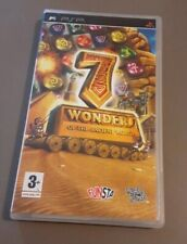 Covers 7 Wonders of the Ancient World psp