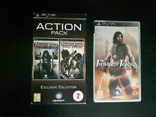 Covers Prince of Persia: Rival Swords psp