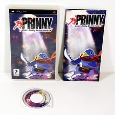 Covers Prinny: Can I Really Be the Hero? psp