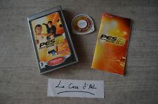 Covers Pro Evolution Soccer 6 psp