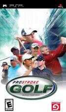 Covers ProStroke Golf: World Tour 2007 psp