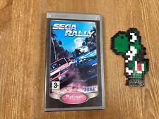 Covers Sega Rally psp