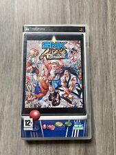 Covers SNK Arcade Classics Vol. 1 psp