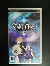 Covers Star Ocean: Second Evolution psp