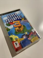 Covers Super Collapse! 3 psp