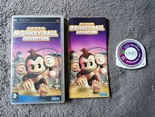 Covers Super Monkey Ball Adventure psp