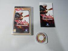 Covers Tenchu: Shadow Assassins psp