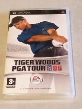 Covers Tiger Woods PGA Tour 06 psp