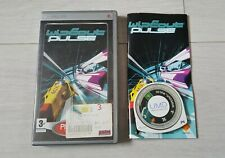 Covers WipEout Pulse psp