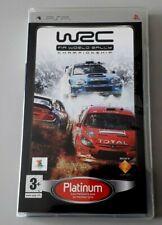 Covers WRC: FIA World Rally Championship psp