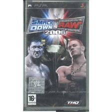 Covers WWE SmackDown! vs. Raw 2006 psp