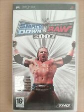 Covers WWE SmackDown! vs. Raw 2007 psp