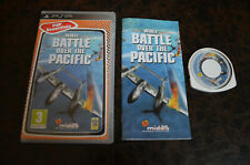 Covers WWII: Battle Over the Pacific psp
