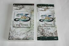 Covers Ys Seven psp
