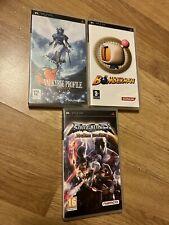 Covers Bomberman psp