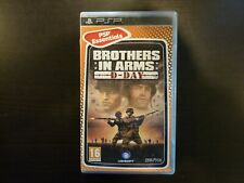 Covers Brothers in Arms: D-Day psp