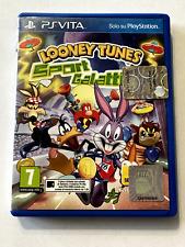 Covers Looney Tunes Galactic Sports psvita_eu