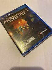 Covers Minecraft PlayStation Vita Edition psvita_eu